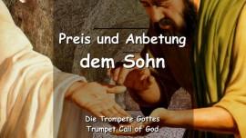 12 DAS SAGT YAHUSHUA zu einem Zeugen Jehovas - Bringt Dem Sohn Preis und Anbetung dar - Er ist Der Weg zum Vater - TROMPETE GOTTES
