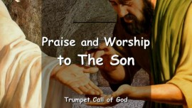 12 THUS SAYS YAHUSHUA to a Jehovahs Witness - Bring Praise an Worship to The Son - TRUMPET CALL OF GOD