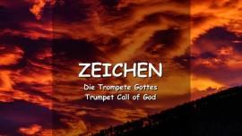 DE1-34 - Die Zeichen - Das Kommen des Menschensohnes - Trumpet Call of God