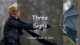 From YahuShua - Three Signs to strengthen your Faith and allay your Doubts