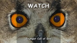 Thus says The Lord - Watch