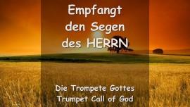 Trompete Gottes - Empfangt den Segen Des Herrn