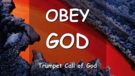 YAHUSHUA SAYS... OBEY GOD