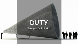 EN1-27 The Lord explains Timothys Duty - Trumpet Call of God