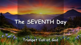 Thus says The Lord... The Seventh Day - One Thousand Years