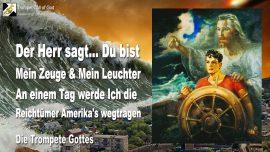2013-01-31 - Leuchter und Zeuge Gottes-Reichtum von Amerika vernichtet-Tsunami Westkuste USA-Die Trompete Gottes