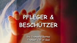 DE1-17 GOTT IST der Pfleger und Beschuetzer Jener die weggeschoben werden in bitterer Ignoranz - Trompete Gottes