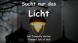 DE1-23 Der Herr sagt - Sucht nur das Licht - Trompete Gottes
