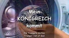 DE1-41 - Der Herr sagt - Mein Koenigreich kommt - Trompete Gottes
