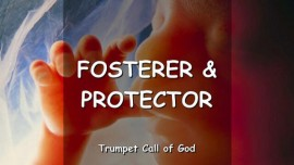 EN1-17 GOD IS the Fosterer and Protector of Those tossed away in bitter Ignorance - TRUMPET CALL OF GOD