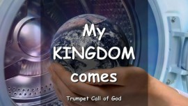 EN1-41 The Lord says - My Kingdom comes - TRUMPET CALL OF GOD