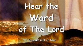 THUS SAYS THE LORD to America to the sons of Ishmael and to the Churches of Men - Hear the Word of the Lord