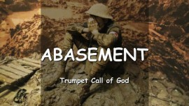 THUS SAYS THE LORD - Abasement on the Day of the Lord
