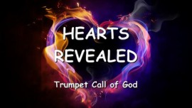 THUS SAYS YAHUSHUA - Your Hearts are revealed