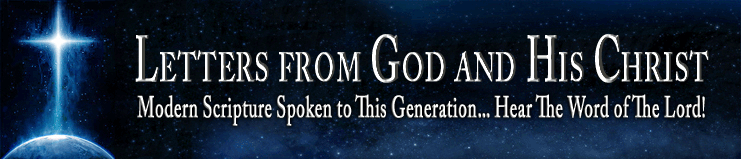 Trumpet Call of God - Letters from God and His Christ