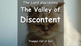 Trumpet Call of God-The Valley of Discontent