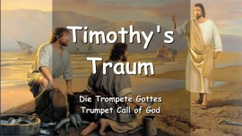 So begannen die Briefe von Gott und Christus - Timothys Traum von YahuShua