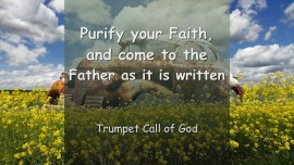 2005-03-19 Trumpet Call of God - Purify Your Faith