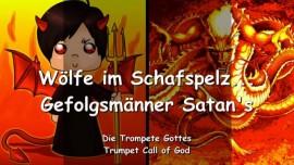 2007-03-19 - Woelfe im Schafspelz-Gefolgsmaenner Satans-Altardiener-Trompete Gottes-Liebesbrief von Gott