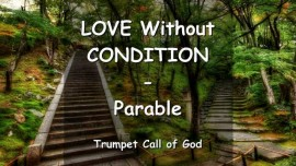 YahuShua is telling a Parable - Love without Condition
