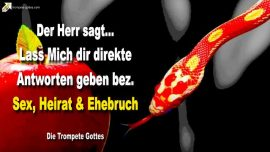 2004-10-28 - Was sagt Gott zu Sex Heirat Ehebruch Unzucht Homosexualitat-Die Trompete Gottes Jesus Christus