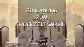 2010-04-27 - Einladung zum Hochzeitsmahl des Lammes-Die Trompete Gottes