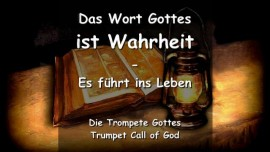 Das Wort Gottes ist Wahrheit-Es fuehrt ins Leben
