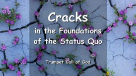 Cracks in the Foundations of the Status Quo