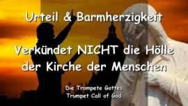 2006-01-14 - Urteil und Barmherzigkeit Gottes-Trompete Gottes