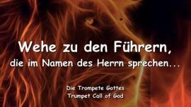 2006-01-31 - Das sagt der Herr-Wehe zu den Fuehrern die im Namen des Herrn sprechen-Trompetenruf Gottes-Liebesbrief von Gott