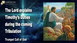2004-08-01 - 2 Witnesses-Timothy Duties-Great Tribulation-Gods Anointing-Trumpet Call of God