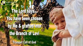 2004-08-31 - Chosen by God-Grafted into the Branch of Levi Tribe-Son of Abraham-Trumpet Call of God