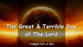 2005-01-26 - The Great and terrible Day of the Lord-Trumpet Call of God-Loveletter from God-1