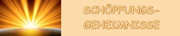 Gott offenbart Schoepfungsgeheimnisse - Gottfried Mayerhofer