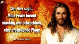 2010-12-13 - Das Feuer des Herrn brennt machtig schrecklich-Eine erstickende Plage-Die Trompete Gottes