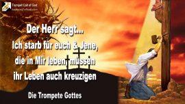 2006-04-19 - Kreuzigung Jesu-Sünden der Welt-In Jesus Christus leben-Leben kreuzigen-Die Trompete Gottes