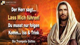 2005-08-16 - Jesus ist der Fuhrer-Jesus folgen-Brot des Lebens-Wasser des Lebens-Die Trompete Gottes