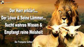 2005-01-29 Lowe von Juda Lammer Jesu-Wahres Wissen suchen-Reine Weisheit empfangen-Die Trompete Gottes-1280